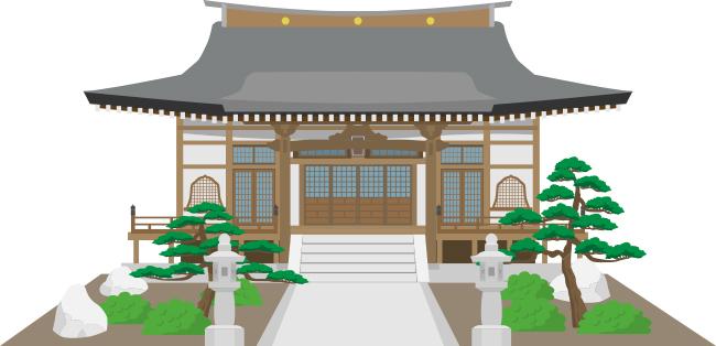 お寺イメージ